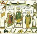 KingHarold Coronation BayeuxTapestry.PNG