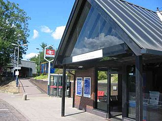 Kings Langley railway station - Image: Kings Langley Railway Station