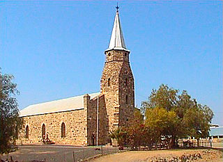 Keetmanshoop City in ǁKaras Region, Namibia