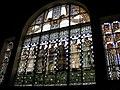 Kirche Steinhof Fenster von innen 2006.jpg