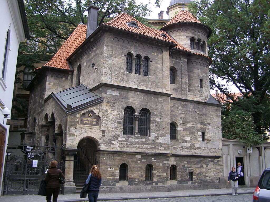 Synagogue Klausova à Prague - Photo de Michal Kmínek