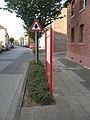 Knoten 45, the very heart of Derichsweiler City ,-). - panoramio.jpg