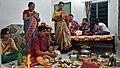 Kojagari Lakshmi Puja - Bengali Brahman Family - Howrah 20171005184108.jpg
