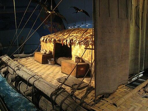 Kon-Tiki raft - IMG 9239