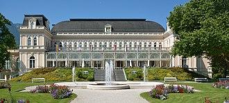 Bad Ischl - Kongress- und Theaterhaus