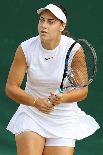 Ana Konjuh - Konjuh at the 2017 Wimbledon Championships