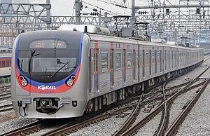 Korail Class 331000 - Class 331000 (second batch) train 331-27
