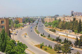 Sumqayit City & Municipality in Azerbaijan