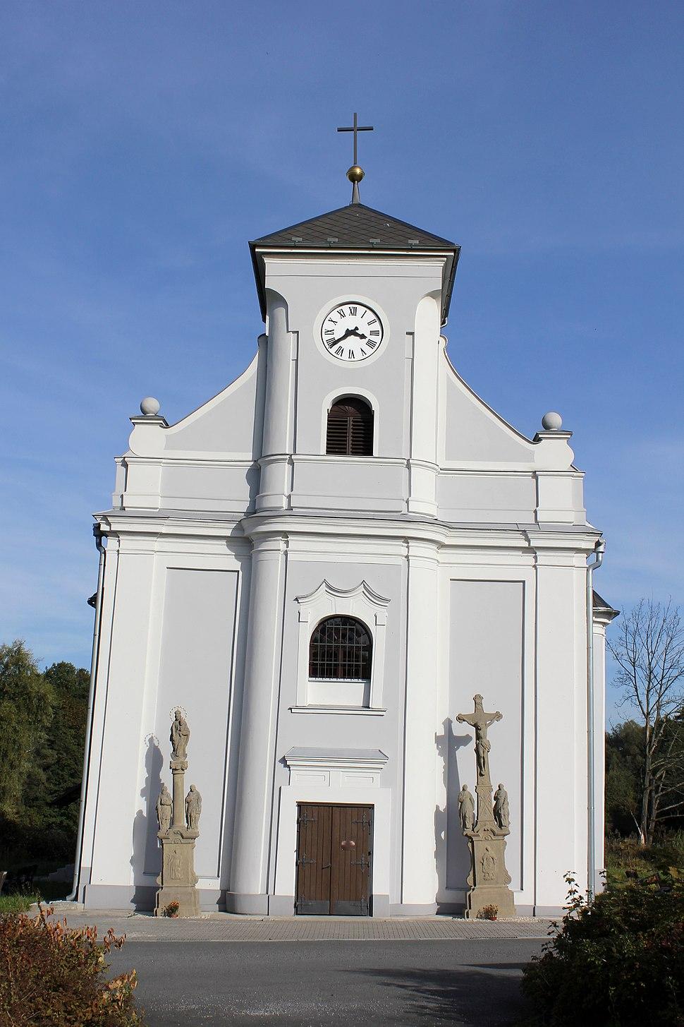 Kostel sv. Petra z Alkantary, Karviná (1)