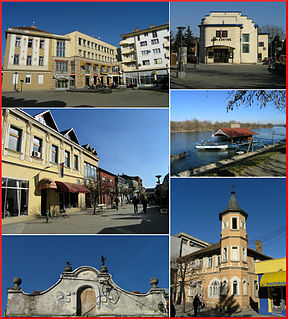 Dubica, Bosnia and Herzegovina Town and municipality in Republika Srpska, Bosnia and Herzegovina