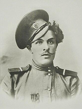 3142b8c8da9 Первый Георгиевский кавалер Великой войны донской приказный Козьма Крючков