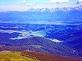 Kráľova hoľa - Vysoké Tatry ako na dlani - panoramio.jpg