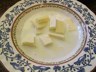 Kraft Dinner - Image: Kraft Dinner, additional ingredients for classic prep 3