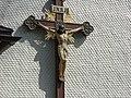 Kreuz auf Schindelwand - panoramio.jpg