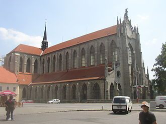 Church of the Assumption of Our Lady and Saint John the Baptist - Image: Kutna Hora Sedlec cathedral 012