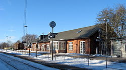 Kvissel Train Station 2011 ubt.JPG