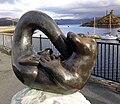 Kyleakin, Skye - Teko the Otter - geograph.org.uk - 840930.jpg