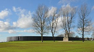 International memorial of the WWI in France
