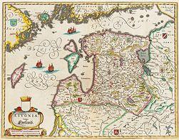 LIVONIA vulgo Lyefland-Joan Blaeu, 1662.jpg