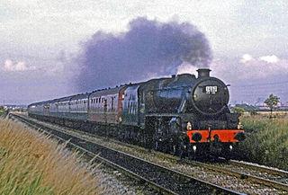 Fifteen Guinea Special last British steam-hauled main-line passenger train