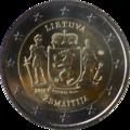 LT 2€ 2019 Zemaitija.png