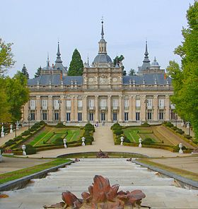 Image illustrative de l'article Palais royal de la Granja de San Ildefonso