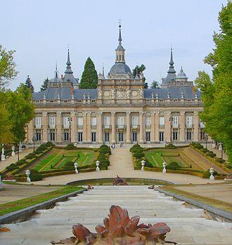 Spanish royal sites - Royal Palace of La Granja de San Ildefonso