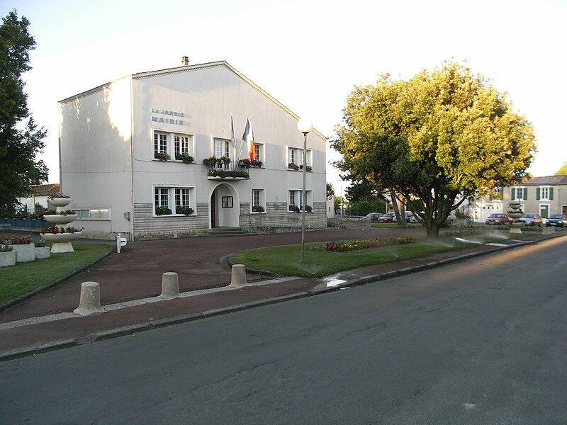 """Urbdomo de komunumo """"La Jarrie"""" (Charente-Maritime - Francujo)"""