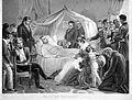 La Mort de Napoleon, 1821, at St. Helena. Wellcome L0010956.jpg