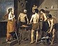 La fragua de Vulcano, by Diego Velázquez.jpg