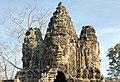 La porte sud (Angkor Thom) - panoramio.jpg