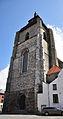 La tour occidentale de la collégiale de Soignies.jpg
