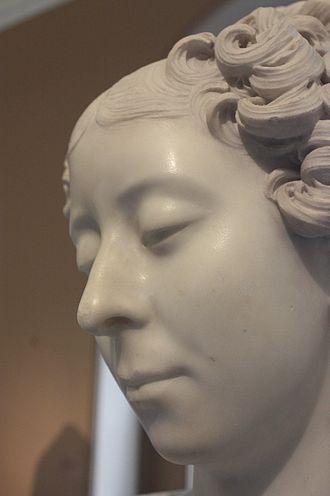 Samuel Joseph (sculptor) - Lady Belhaven and Stenton by Samuel Joseph, 1827, Victoria and Albert Museum