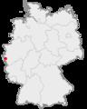 Lage der Stadt Stolberg in Deutschland.png