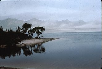 Lake Pedder - Image: Lake Pedder & Environs 19