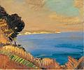 Landscape by Fujishima Takeji (Seki Art Gallery).jpg