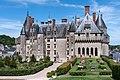 Langeais - Chateau - vu des jardins.jpg