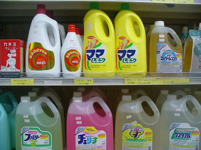 Laundry Detergents Market in 360MarketUpdates.com