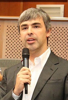 Larry Page in the European Parliament, 17.06.2009 (cropped1).jpg