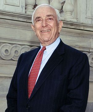 Official photo of senator Frank Lautenberg(D-NJ)
