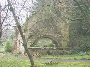 Law Mill, Lade Braes, St Andrews, Fife