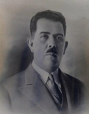 Mexican President Lázaro Cárdenas del Río