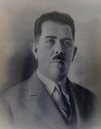 Lázaro Cárdenas - Cárdenas in 1934