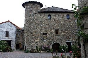Le Crozet - Jean Papou House in Le Crozet