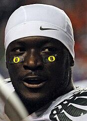 Legarrette Blount Steelers Facemask