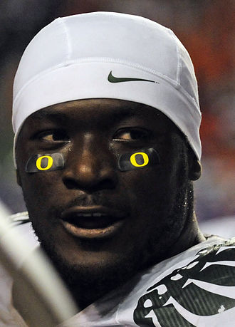 LeGarrette Blount - Blount on the opening day of the 2009 season at Boise State