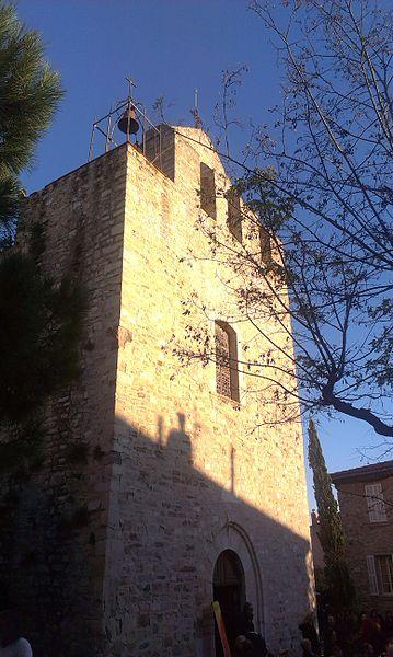 Eglise du Castellet (Var)