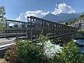 Le pont Neuf qui franchit la Durance, à la limite entre Embrun et Saint-André-d'Embrun (1).jpg