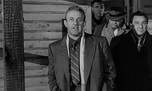 Lee J. Cobb - Cobb as Johnny Friendly in On the Waterfront (1954)