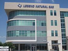 James Winne Legend Natural Gas
